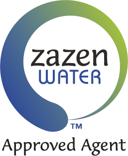 Zazen water approved agent reseller