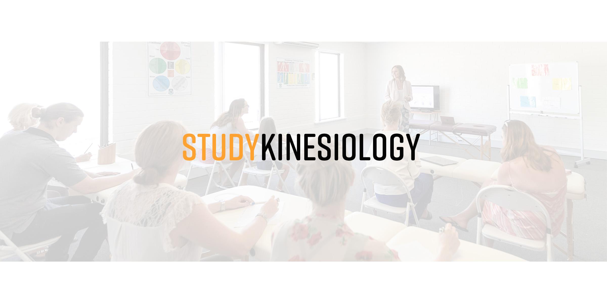Study Kinesiology